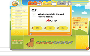 GnB Phonics Software