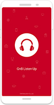 GnB Listen up Apps